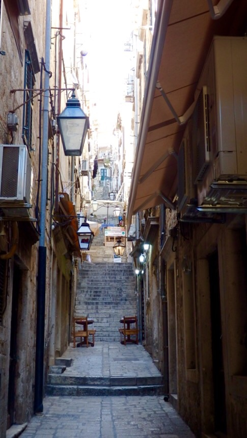 Dubrovnik. Much more quite now Joffrey is gone